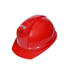 RF-V49 Safety Helmet Warehouse Worker Hard Hat GPS Tracker Breathable Plastic Insulation Material Safety Helmet
