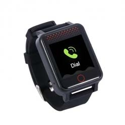 RF-V36 Waterproof IP 67 smart GPS watch for elderly people