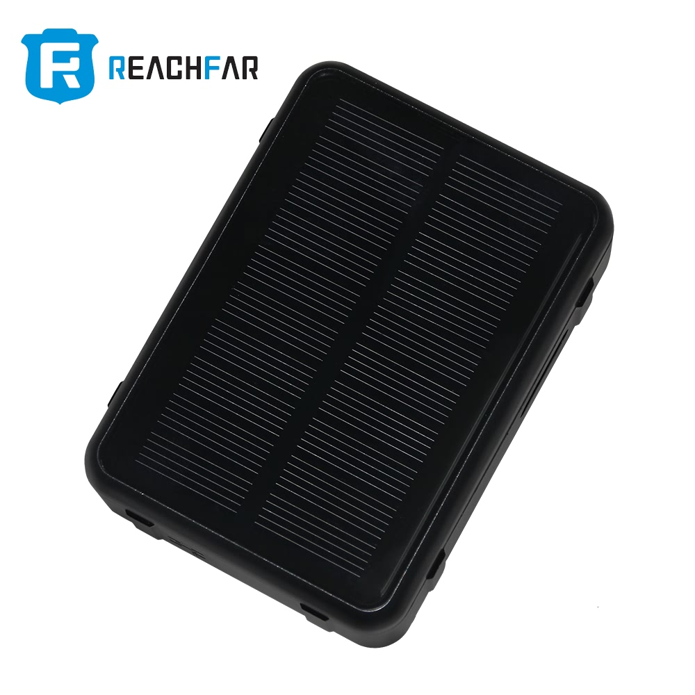 RF-V34 Long Battery Cattle Sheep Animals Tracking Location Solar Power GPS Tracker