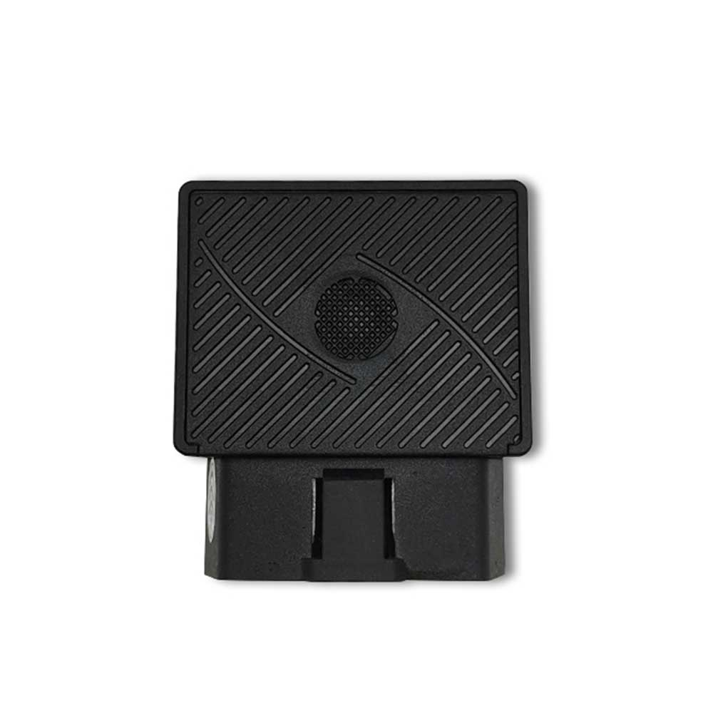 RF-V03-OBD free tracking system app plug and play obd2 car diagnosis GPS tracker with ACC detection and voice monitor truck GPS tracker